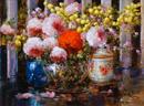 ルシア・サルト「盛花」