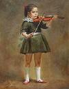 奥龍之介「小さな音楽家」